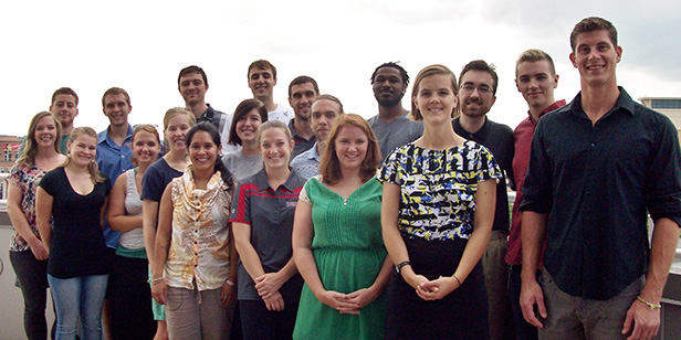 Peace Corps Cohort at Illinois State